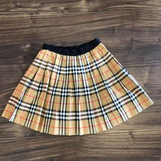 バーバリー(BURBERRY)のBURBERY スカート(ミニスカート)