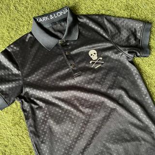MARK&LONA - MARK&LONA ゴルフ ポロシャツ マークアンドロナ