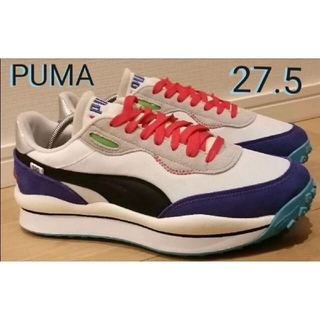 PUMA - PUMA スタイルライダー 27.5cm
