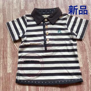 キムラタン(キムラタン)の【新品未使用】キムラタン Tシャツ カットソー サイズ80 (Tシャツ)