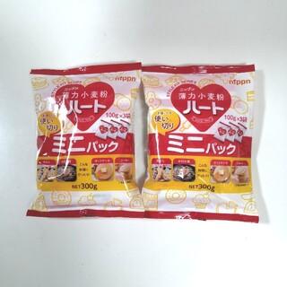 ニッシンセイフン(日清製粉)の薄力粉 小麦粉 ニップン ミニパック600g nippn 日本製粉(米/穀物)