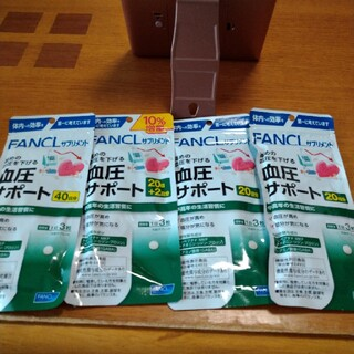 ファンケル(FANCL)のファンケル血圧サポート102日分(計4袋セット)(その他)