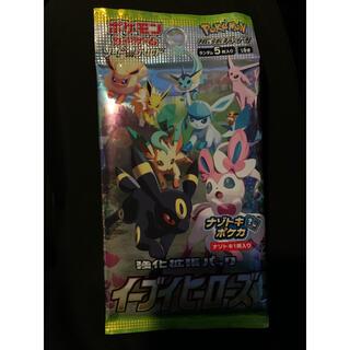 ポケモン(ポケモン)のポケモンカードゲーム イーブイヒーローズ 1パック(Box/デッキ/パック)