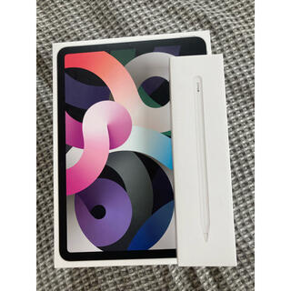 Apple - iPad Air4 64gb wifiモデル+Apple Pencil 第2世代