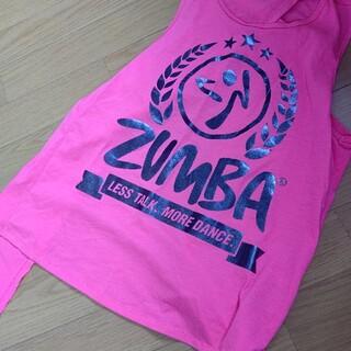 Zumba - ZUMBA デザインタンクトップ