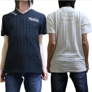 ノートン(Norton)のSALE!!6589円→4690円 新品ノートンNORTONチドリTシャツ (Tシャツ/カットソー(半袖/袖なし))