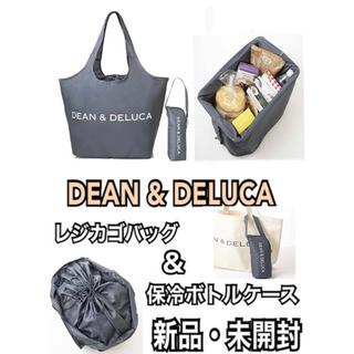 DEAN & DELUCA - GROW8月号 付録 DEAN&DELUCA レジカゴバッグ