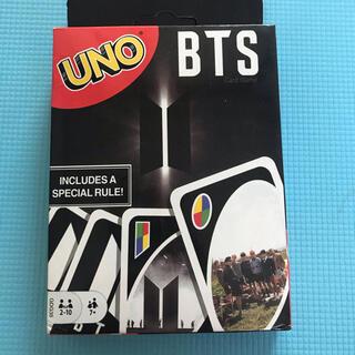 UNO BTS ウノ 日本語説明書付き(トランプ/UNO)