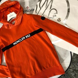 モンクレール(MONCLER)のモンクレール 国内正規品 パーカー サイズ14A 美品(パーカー)