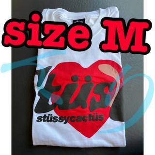 STUSSY - CPFM & STÜSSY HEART TEE Mサイズ
