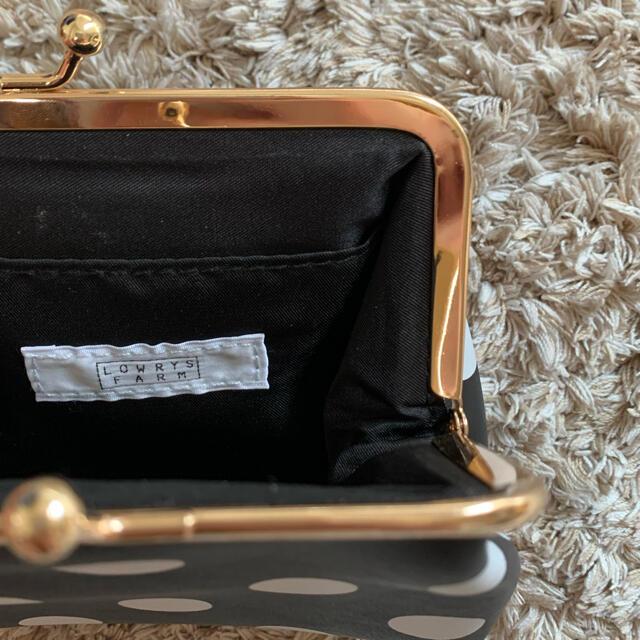 LOWRYS FARM(ローリーズファーム)のローリーズファーム がまぐちポーチ レディースのファッション小物(ポーチ)の商品写真