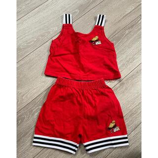 ヒステリックミニ(HYSTERIC MINI)の韓国子供服(タンクトップ/キャミソール)