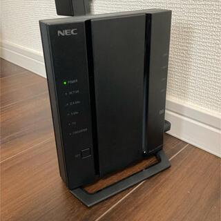 NEC - Wi-Fiホームルータ