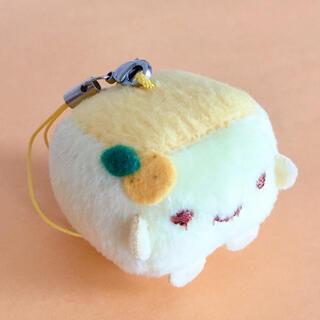 ■未使用■ 豆腐ちゃん (ゆず) マスコットストラップ♡