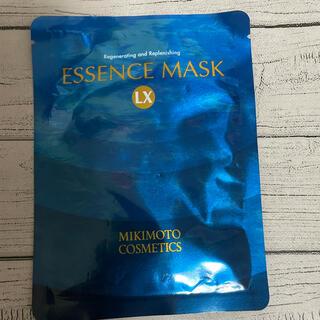 ミキモトコスメティックス(MIKIMOTO COSMETICS)のミキモト コスメティックス エッセンスマスク 1枚入り パック(パック/フェイスマスク)