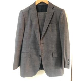 バーバリー(BURBERRY)のバーバリーのジャケット スーツ ベスト パンツ3点セット 男性(テーラードジャケット)