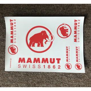 マムート(Mammut)のマムート/ステッカー(その他)