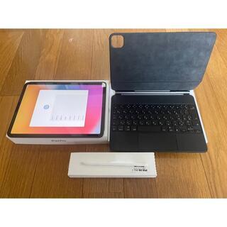 Apple - iPad Pro 11 (WiFi 256GB)+magic keyboard