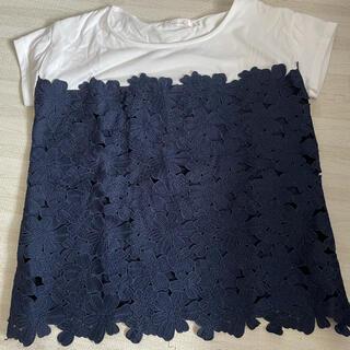 フェルゥ(Feroux)のオンワード樫山tシャツ(Tシャツ(半袖/袖なし))