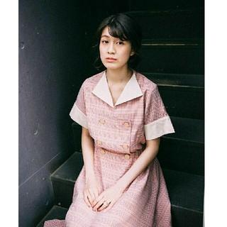 レベッカブティック 朝方の化粧ワンピース