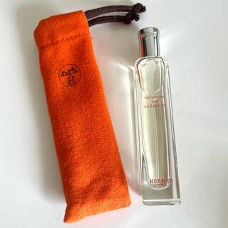 Hermes - エルメス ラグーナの庭 15ml 香水
