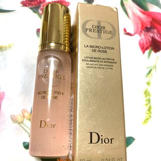 Christian Dior - ディオール♡プレステージ♡ローションローズ