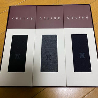 celine - CELINE 靴下