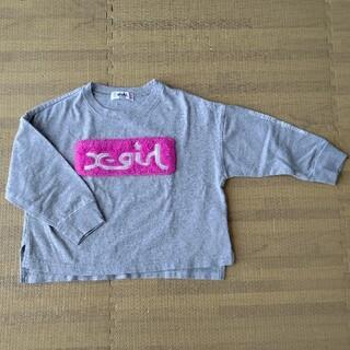 X-girl - X-girl ロンT 100
