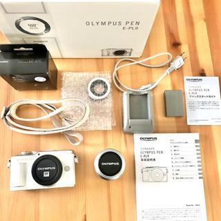 OLYMPUS - OLYMPUS PEN E-PL9 14-42mm EZ レンズキット