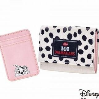 101匹わんちゃん 財布 カードケース セット
