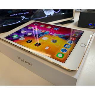iPad - 【極美品コスパ最強】iPad mini4【第4世代】Wi-FiセルラーSIMフリ