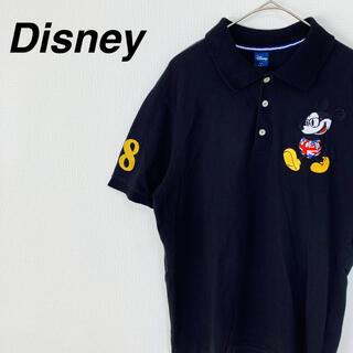 ディズニー(Disney)の219 ディズニーポロシャツ 刺繍(ポロシャツ)