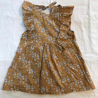 ワンピース 韓国子供服 110サイズ