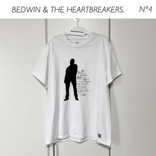 ベドウィン(BEDWIN)のBEDWIN & THE HEARTBREAKERS. シルエットT(Tシャツ/カットソー(半袖/袖なし))