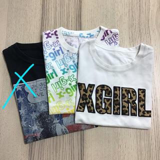 エックスガール(X-girl)の6T、120㎝☆Tシャツ2枚セット☆X-girl(Tシャツ/カットソー)