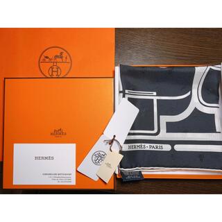 Hermes - ◆未使用タグ付き◆Hermes スカーフ 《クーペ・タトゥアージュ 》◆