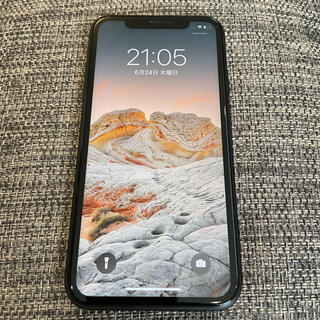 iPhone - iPhone11 128GB ブラック SIMフリー