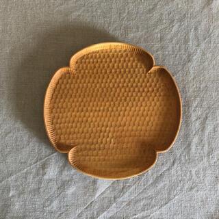 木工房玄 高塚和則 花形パン皿(さくら  中)