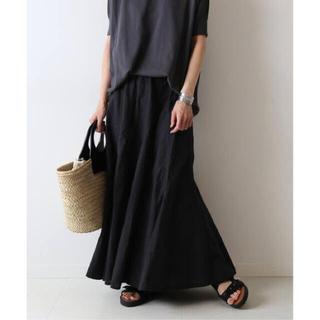 FRAMeWORK - 新品 FRAMeWORK フレームワーク 製品染め切り替えスカート