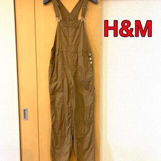 エイチアンドエム(H&M)のオーバーオール ツナギ ワンピース サロペット H&M (サロペット/オーバーオール)