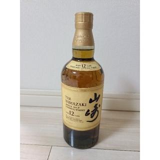 サントリー - サントリー シングルモルト ウイスキー 山崎12年 700ml