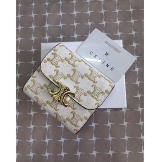 celine - ♥美品♥さいふ CELINE✨ セリーヌ  折り財布 コインケース レディース