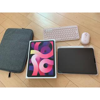 Apple - ipad air4 64G ピンク Apple Pencil2 フルセット