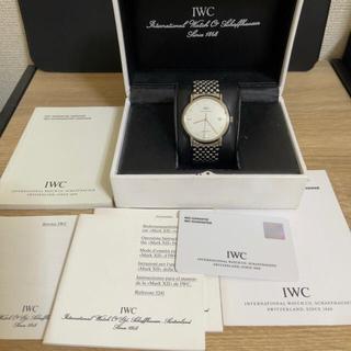 インターナショナルウォッチカンパニー(IWC)のIWC/ポートフィノ/正規品/自動巻/38mm(腕時計(アナログ))