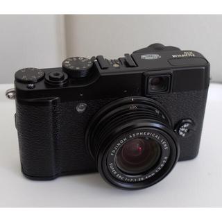 富士フイルム - 富士フィルムX10 デジタルカメラ