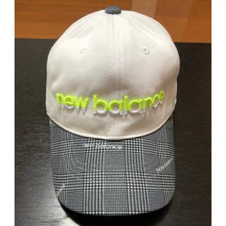 New Balance - new balance golfの帽子/キャップ