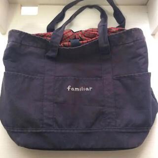 familiar - 大人気!ファミリア マザーズバッグ familiar 大容量