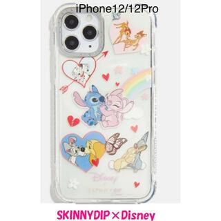 SKINNYDIP - 【Skinnydip×Disney】ラブショックiPhoneケース