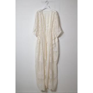 mame - mame kurogouchi Curtain Lace Dress