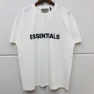 Essential - essentials Tシャツ ロゴ 新品 fear of god FG男女兼用